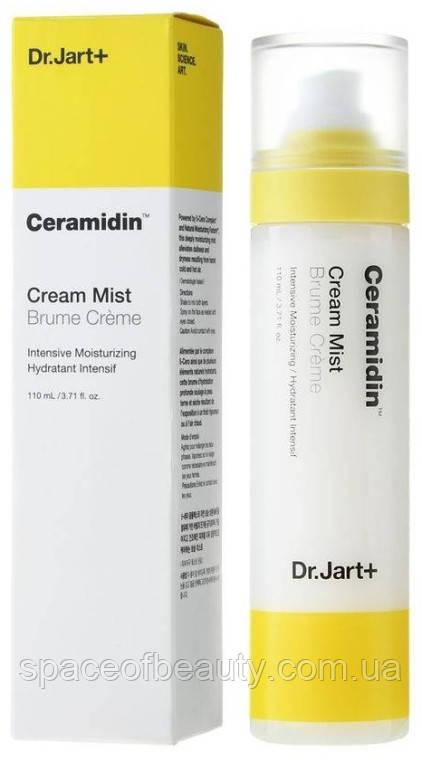 Мист для лица увлажняющий Dr.Jart+ Ceramidin Cream Mist 110 ml