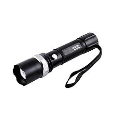 Многофункциональный ручной ударопрочный фонарь полицейский тактический BL-T8626-XPES
