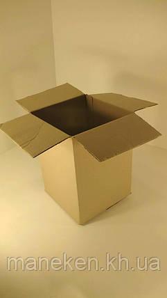 Коробка з гофрокартону (230*230*325) (20 шт), фото 2