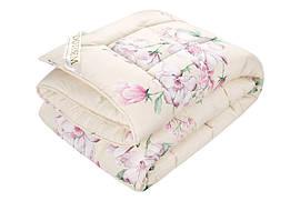 Одеяло полуторное зимнее DOTINEM VALENCIA, сатин, полиэфирное волокно, 145х210 см