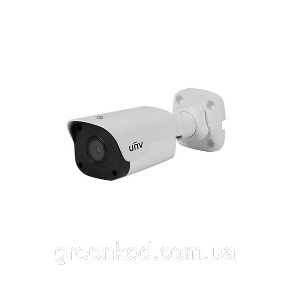 IP-видеокамера уличная Uniview IPC2124LR3-PF40M-D