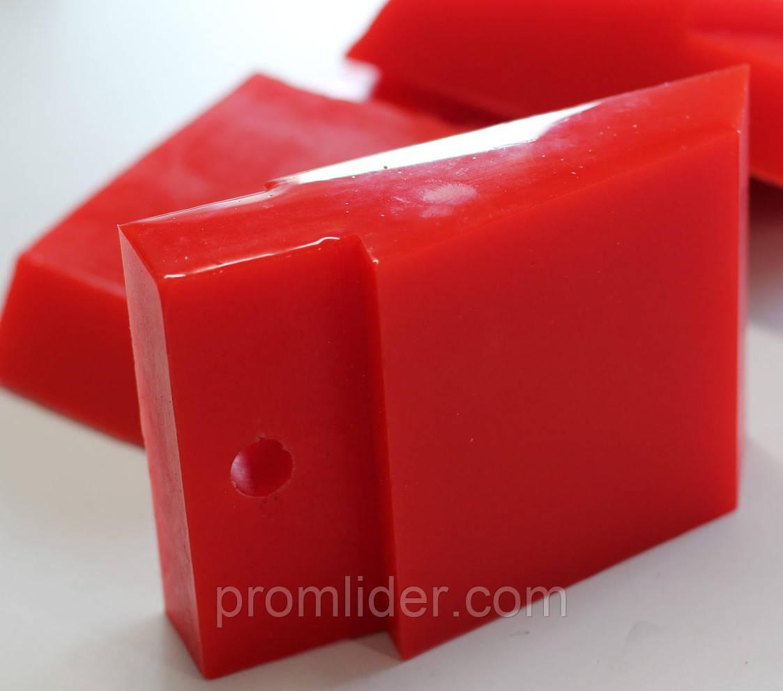Скребок конвейерный полиуретановый