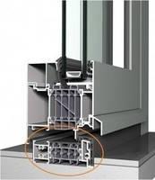 Новая балконная дверь Reynaers CS 86-HI