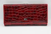 Женский кожаный кошелёк Wanlima w82042840042b1 Red, фото 1