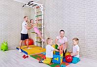 Как выбрать универсальную шведскую стенку для всей семьи?