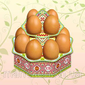 """Декоративная подставка для яиц №12.1 """"Традиционная"""" (12 яиц) высокая (1 шт), фото 2"""