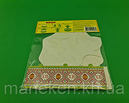 """Декоративна підставка для яєць №12.1 """"Традиційна"""" (12 яєць) висока (1 шт), фото 2"""