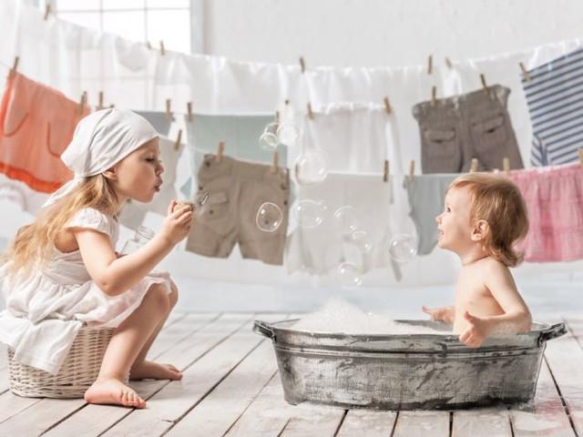 Детский стиральный порошок