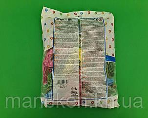 """Повітряні кулі Панч-Болл асорті пастель шовкографія 18"""" (45 см) 100 шт Gemar (1 пач.), фото 2"""