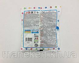 """Повітряні кульки пастель білий 5"""" (13 см) 100 шт Gemar (1 пач.), фото 2"""