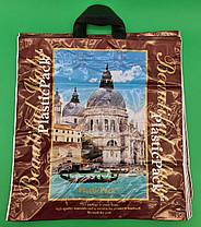 Пакет с петлевой ручкой (47*49) Венеция Наксан (25 шт), фото 2
