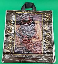 Пакет з петлевий ручкою (47*49) Кави Наксан (25 шт), фото 3