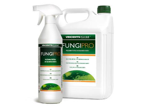 Очищувач цвілі з відбілюючим ефектом, Fungi pro, 5 літровий, Vincents Polyline