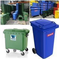 Контейнеры для мусора и ТБО