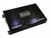 Автомобильный усилитель звука Sirocco SC-2000.4 4-х канальный 2000W Black (4_00533)