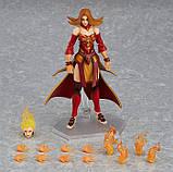 Фігурка Dota - Figma Lina - Batch 2-Red, фото 5