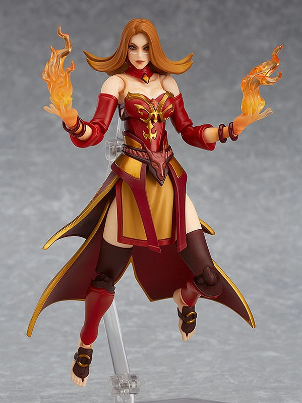 Фігурка Dota - Figma Lina - Batch 2-Red