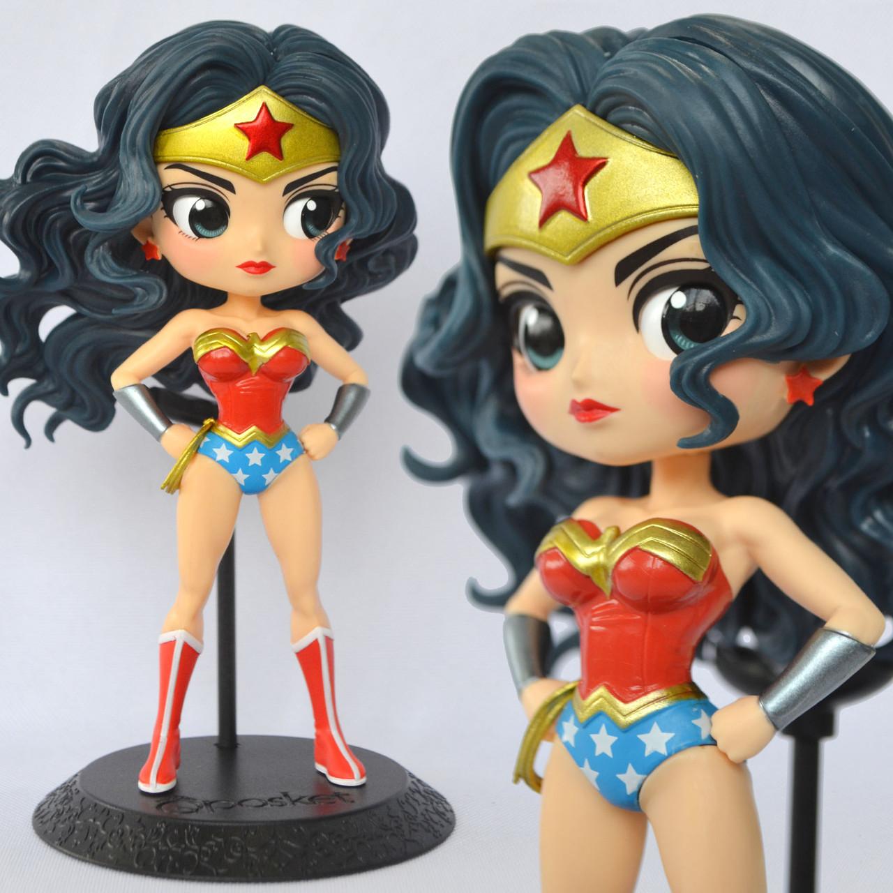 Фігурка DC Comics - Wonder Woman Q posket