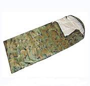 Спальный мешок туристический для похода легкий