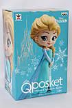Фігурка Disney Characters: Frozen - Elsa, Q posket, фото 5