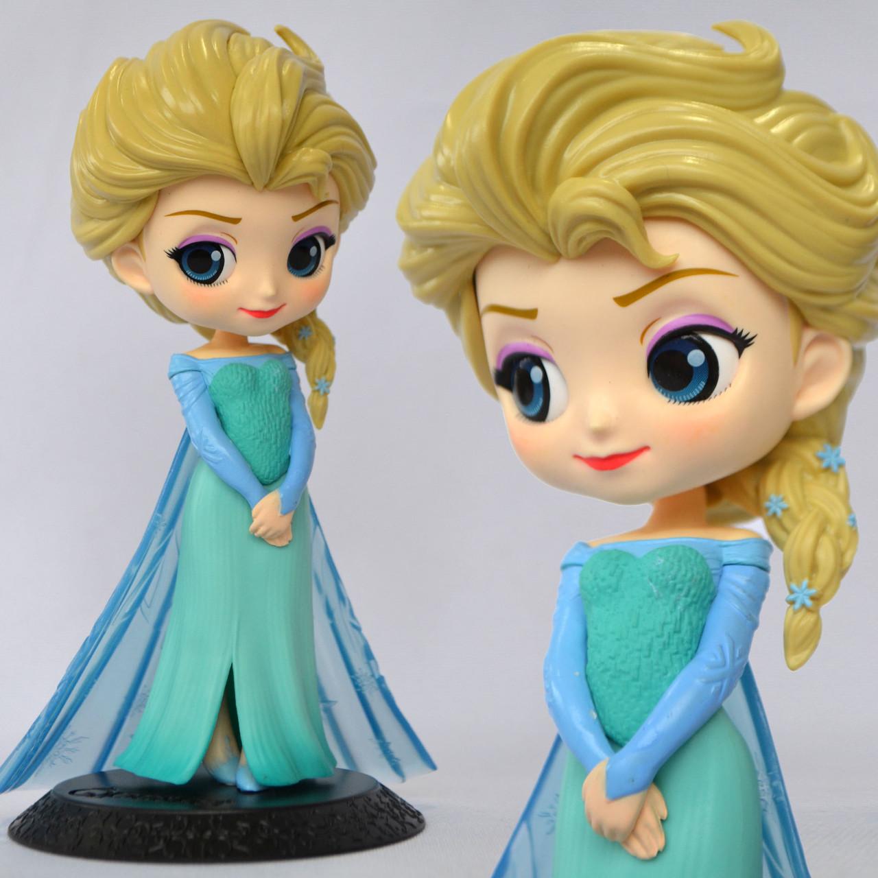 Фігурка Disney Characters: Frozen - Elsa, Q posket