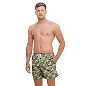 Мужские шорты купальные пляжные Sharks