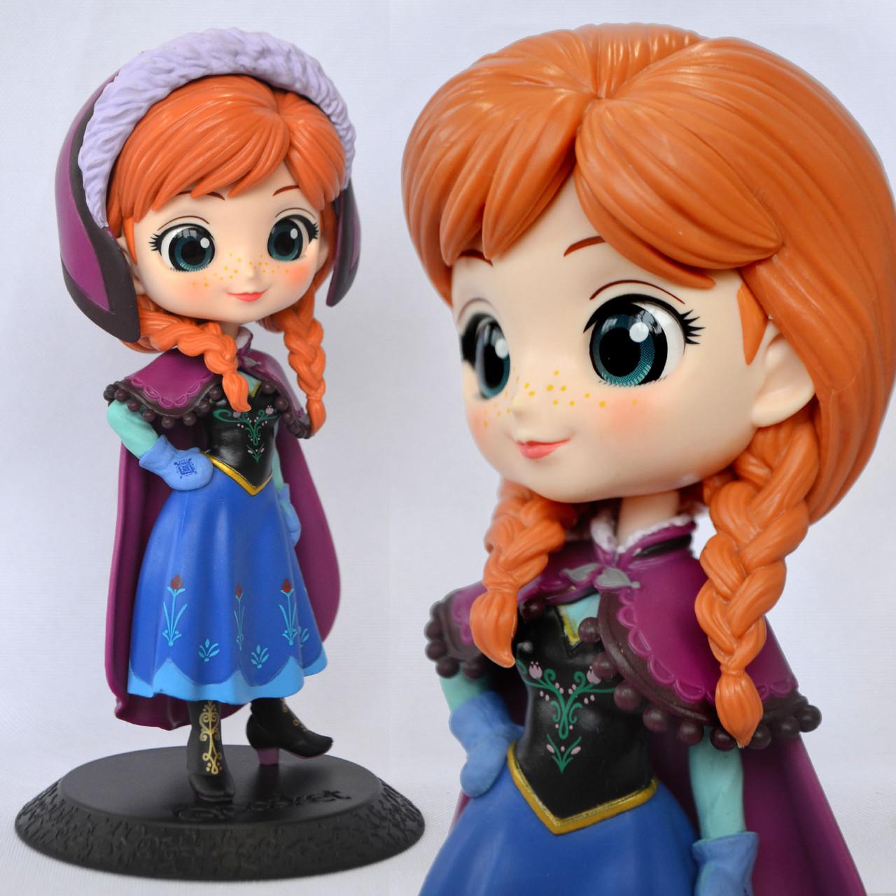 Фігурка Disney Characters: Frozen - Anna, Q posket