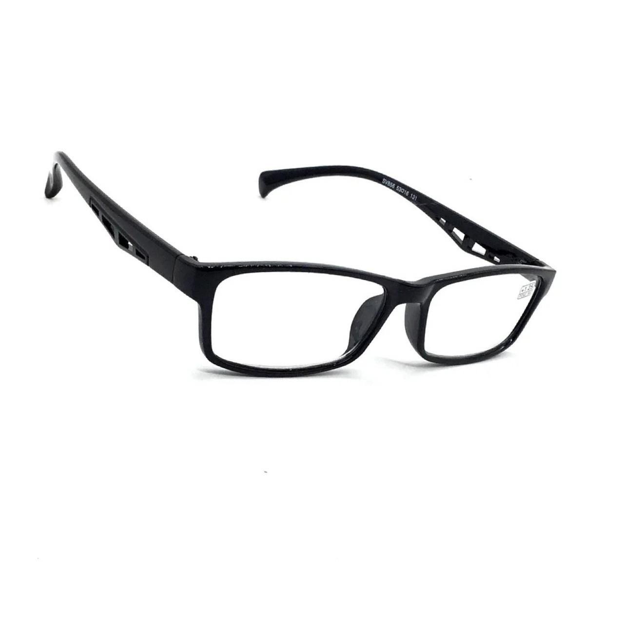 Окуляри для зору з білої лінзою