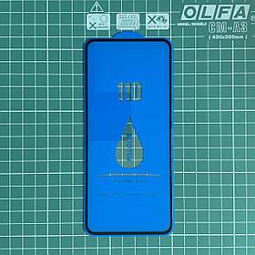 Защитное стекло DM 11D Premium Samsung A21s Black /без упаковки/