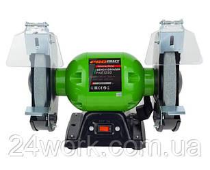 Точило Procraft Industrial PAE 1250/200