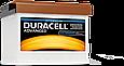 Аккумулятор автомобильный Duracell HUK027 Advanced (DA63H), фото 2