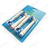 Precision Clean EB20А (4 штуки), насадки для зубной щетки Oral-B, фото 6