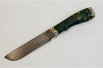 Нож №29 дамаск 1000 слоев