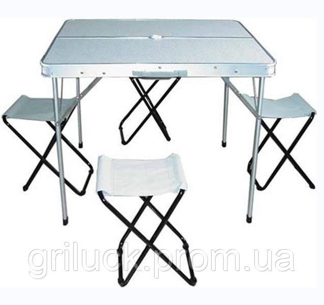 """Складные стулья и стол для отдыха - Сеть интернет магазинов """"Sportluck"""" в Одессе"""