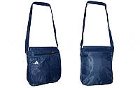 Маленькая мужская сумка через плечо для документов Mini bag Adidas