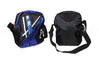 Маленькая мужская сумка через плечо для документов Mini bag