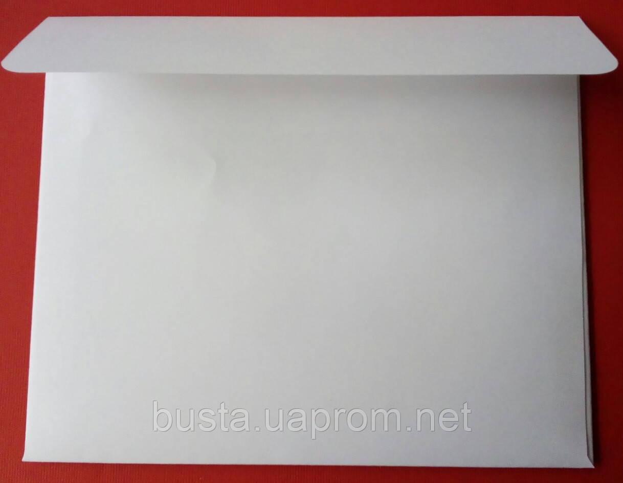 Конверт С6+ белый 115гр