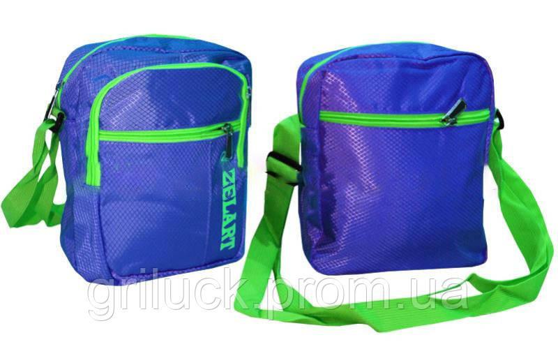 bbe6a09cc016 Маленькая спортивная сумка через плечо мужская Mini bag Zelart, цена 200  грн., купить в Одессе — Prom.ua (ID#194856949)