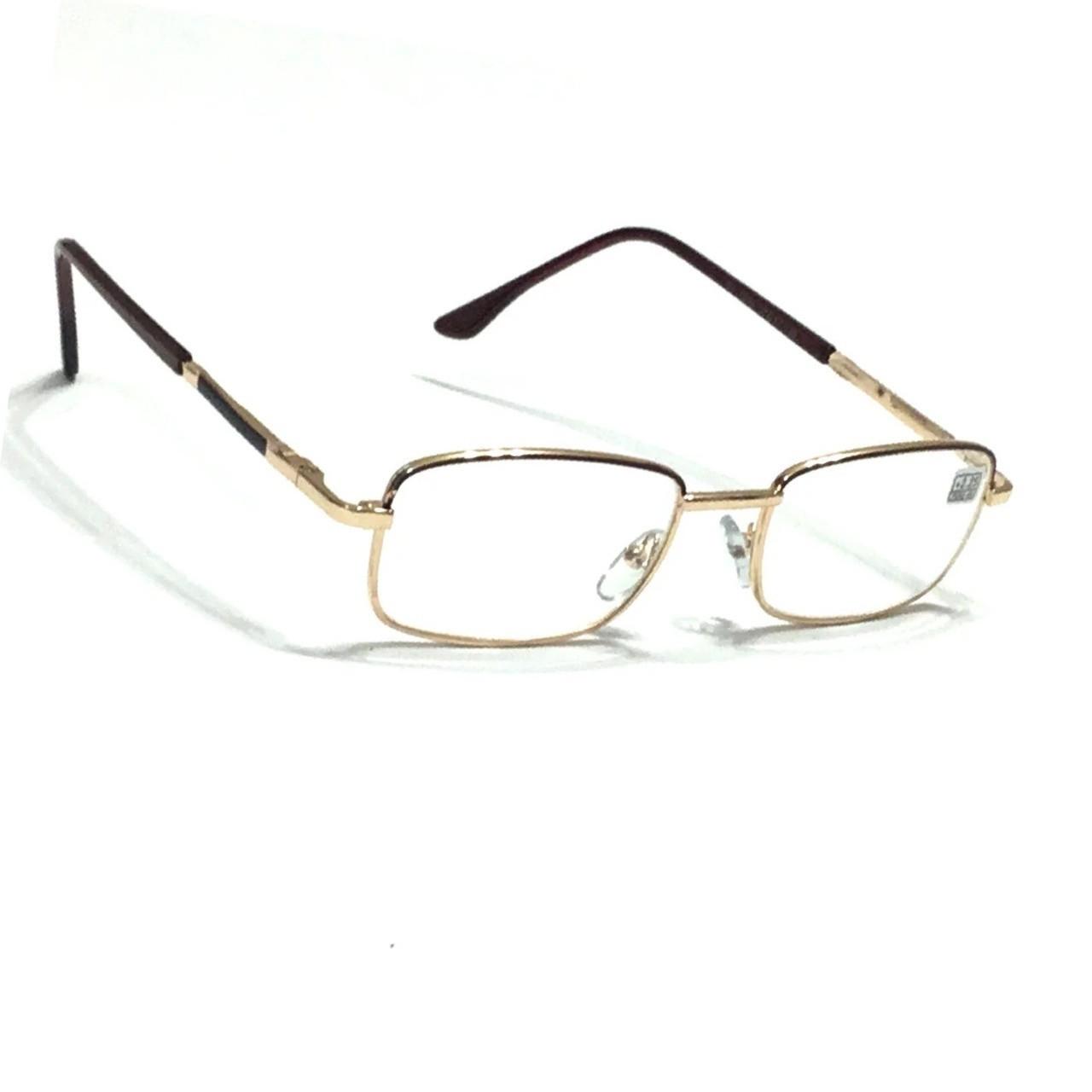 Очки с белой линзой (минус)