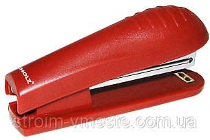 Степлер канцелярский SCHOLZ 4034 №10 60 мм 15 л красный