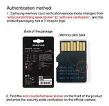 Карта памяти SAMSUNG EVO Plus Class 10 Micro SD 64 Gb MB-MC64HA/CN для планшета и телефона с адаптером, фото 5