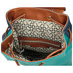 Сумка женская NOBO NBAG-I2960-C013 Бирюзовый, фото 5