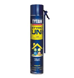 Універсальна поліуретанова піна-клей Tytan O2 STYRO UNI STD B3 750 мл
