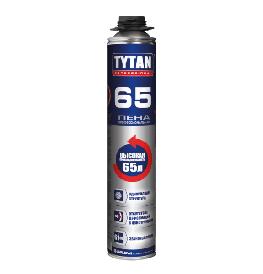 """Монтажная пена Титан под пистолет """"Tytan"""" О2 65 GUN B3 750 мл"""
