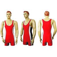 Трико борцовское тяжелоатлетические размер 46