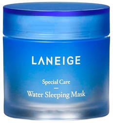 Увлажняющая ночная маска для лица Laneige Water Sleeping Mask (мини)