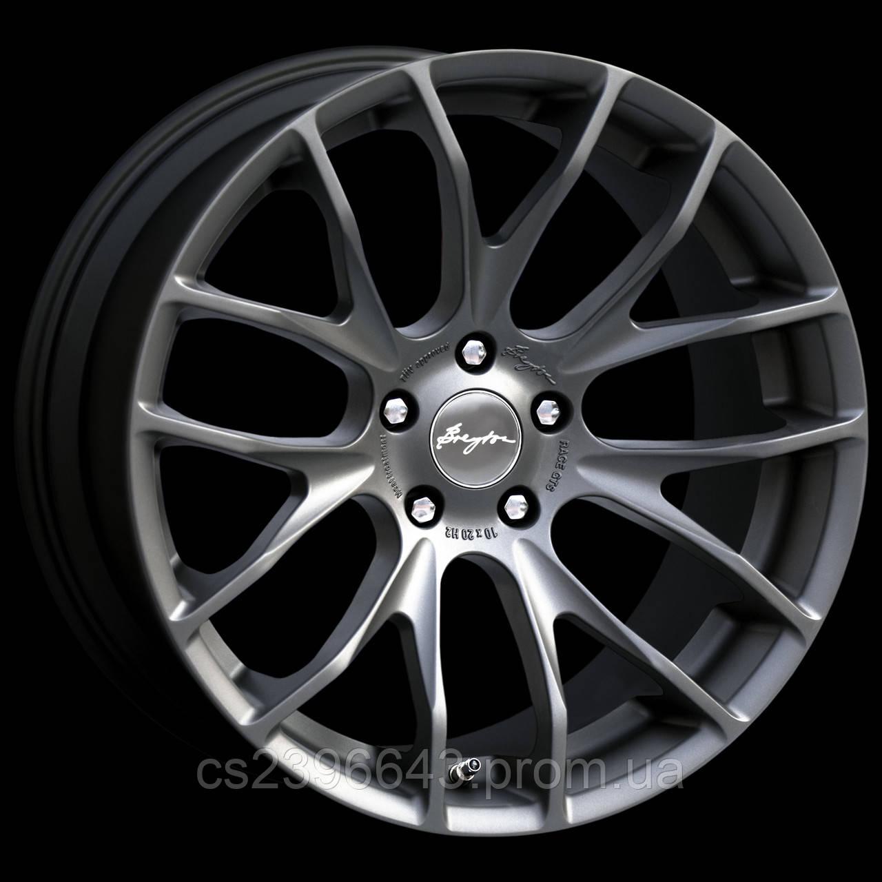 Колесный диск Breyton Race GTS 20x8,5 ET24