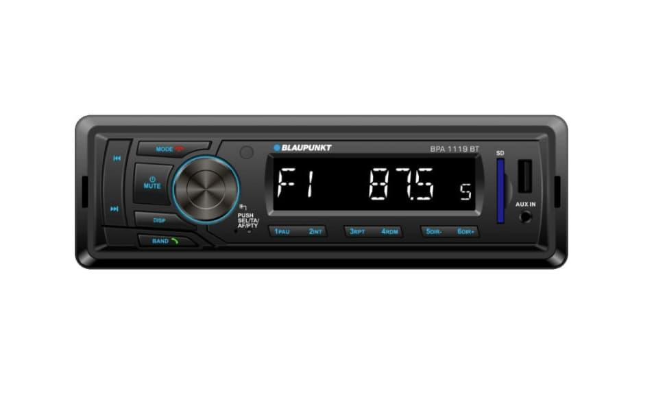 Автомагнитола Blaupunkt BPA1119 BT (Р27894)