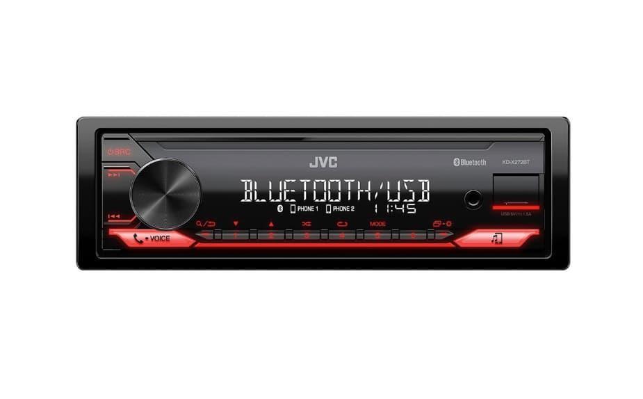 Автомагнитола JVC KD-X272BT (Р28799)