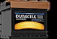 Аккумулятор автомобильный Duracell UK012 Advanced (DA50), фото 2